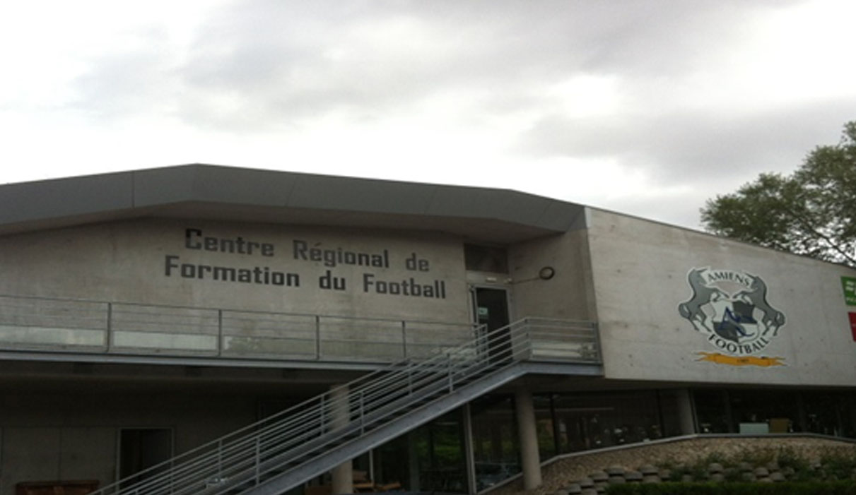 Centre régional de formation du football